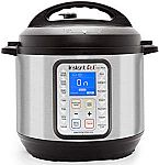 Instant Pot 60 DUO Plus 6 Qt 9-in-1 Multi-Use Programmable Pressure Cooker $65 (Reg. $130)