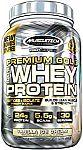 MuscleTech Premium Gold 100% Whey Protein Powder, 2.2lbs $4.68