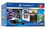 Sony PlayStation VR Five Game Mega Pack Bundle $199.99 ($100 Off)