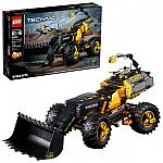 LEGO Technic Volvo Concept Wheel Loader ZEUX 42081 $70 (50% Off) & More