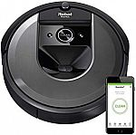 Roomba i7 Wi-Fi Connected Robot Vacuum (7150) $499, Roomba i7+ $699