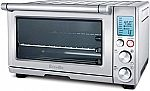 Breville BOV800XL Smart Oven 1800-Watt Convection Toaster Oven with Element IQ $180 & More