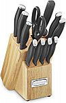 Cuisinart 12pc Color Pro Collection Knife Block Set $10 (After Rebate) + Free Shipping