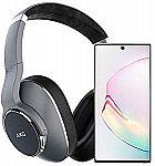Amazon: $500 Off Samsung Galaxy Smartphone + AKG N700NC Headphone Combo: 256GB Note 10 & Headphones $749 and more
