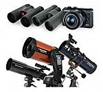 Celestron - 80mm Travel Scope - Portable Refractor Telescope $69.99 and more