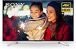 (Lightning Deal 4:25pm ET) Sony X830F 70 Inch TV: 70 in Bravia 4K Ultra HD Smart LED Television with HDR $799