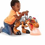 Imaginext Jurassic World Jurassic Rex Escape $34.99 (Reg. $80)