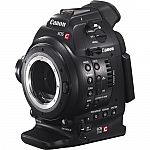 Canon EOS C100 Cinema EOS Camera with Dual Pixel CMOS AF (Body Only) $1299