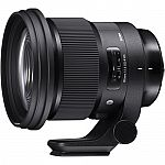 Sigma 105mm f/1.4 DG HSM Art Lens for Sony E $1249 (Today only)