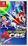 Mario Tennis Aces - Nintendo Switch [Digital Code] $39.99