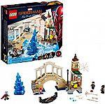 LEGO Marvel Spider-Man Hydro-Man Attack 76129 Building Kit $21
