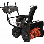 Power Care 24 in. Two-Stage Gas Snow Blower with Electric Start and Headlight $449 (Save $150)