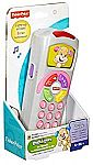 Fisher-Price Laugh & Learn Sis' Remote $5