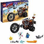 LEGO Movie MetalBeard's Heavy Metal Motor Trike! 70834 $29.99, LEGO NINJAGO Dragon Pit 70655 $64.99 (50% off) and more