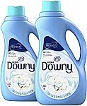 2-Ct 51-oz Downy Ultra Cool Cotton Liquid Fabric Conditioner $2 or Less