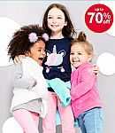 Carters & OshKosh  - 60-70% Off Sitewide + 20% off $40
