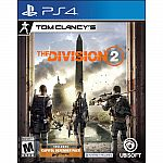 Tom Clancy's The Division 2 - PlayStation 4 $11.99