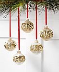 (Today Only) Macys - Holiday Lane Christmas Decorations from $2 (Up to 75% off)