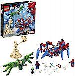 LEGO Marvel Spider-Man: Spider-Man's Spider Crawler 76114 $23 (org $40)