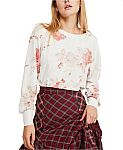 (Today Only) Macys - Up to 75% Off Free People Apparels + Free Shipping on $25 Orders
