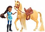 Spirit Riding Free Small Doll & Horse Set - PRU & Chica Linda $3.50 (78% Off)