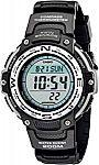 Casio Men's SGW100 Twin Sensor Digital Watch $23.44