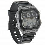 Casio Men's Illuminator Digital Display Quartz Black Watch $5  (Add-on)