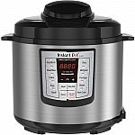 Instant Pot Lux 6-in-1 Electric Pressure Cooker $39