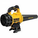 DEWALT 20-Volt MAX Lithium-Ion Cordless 90 MPH 400 CFM Handheld Leaf Blower w/ (1) 5.0Ah Battery $99 (50% off) Shipped