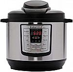(Price Mistake!) Instant Pot 6-Quart Lux 6-in-1 Electric Pressure Cooker $13