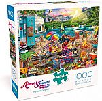 1000 Piece Buffalo Games Jigsaw Puzzle $3.18 (Org 13)