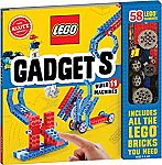 Klutz Lego Gadgets Science & Activity Kit $10.49, More