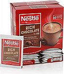 50-count Nestle Hot Chocolate Packets, Hot Cocoa Mix $5.62