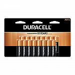 16-Pack Duracell Coppertop AA Alkaline Batteries $9.94 + $1.80 Back