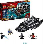 LEGO Marvel Super Heroes Royal Talon Fighter Attack 76100 (358 Pieces) $17.98 (Org $40)