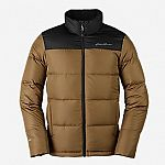 Eddie Bauer Astoria Hooded Down Parka $99, Classic Down 2.0 Jacket $79 and more