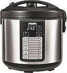 Bella Pro Series 20-Cup Rice Cooker (Stainless Steel) $10 + Free Shipping