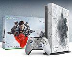 1TB Xbox One X (Gears 5 Limited Edition) + Extra Controller + 50,000 Microsoft Rewards $349