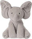 Up to 50% Off Collectible Toys: GUND Flappy the Elephant $16 (Reg. $30) & More