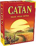 Catan Strategy Board Game: 5th Edition $21