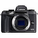 Canon EOS M5 Mirrorless Digital Camera (Body Only) $349