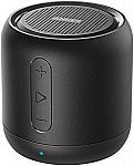 Anker SoundCore Super-Portable Rechargeable Bluetooth Wireless Speaker $11