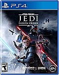Star Wars Jedi: Fallen Order, Death Stranding (PS4, Xbox) $24.99