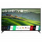 """LG 70"""" Class 4K UHD Smart LED HDR TV (70UM6970PUA) $599.99"""