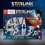 Starlink: Battle for Atlas Starter Pack Featuring Star Fox (Nintendo Switch) $6 (Org $60)