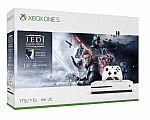 Xbox One S 1TB Star Wars Jedi: Fallen Order Bundle +  Choice of a Bunus Game &  Controller $199