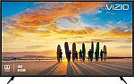 """VIZIO 70"""" 4K UHD Smart TV V705-G1 UHD TV $660 + $200 Dell Promo eGift Card"""