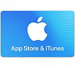 $100 App Store & iTunes Gift Cards $85
