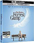 Forrest Gump [4K, Blu-ray] Anniversary Edition $12.72