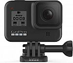GroPro Hero8 Black Action Camera $310 Hero7 Black $259